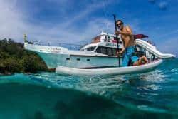 Latitude Diving Boat, Karon Thailand, best beaches in the world, top ten beaches of the world. 20 top beaches in the world, best beaches, beach travel, beach travel destinations, Thailand beaches, best restaurants Karon, things to do in Karon