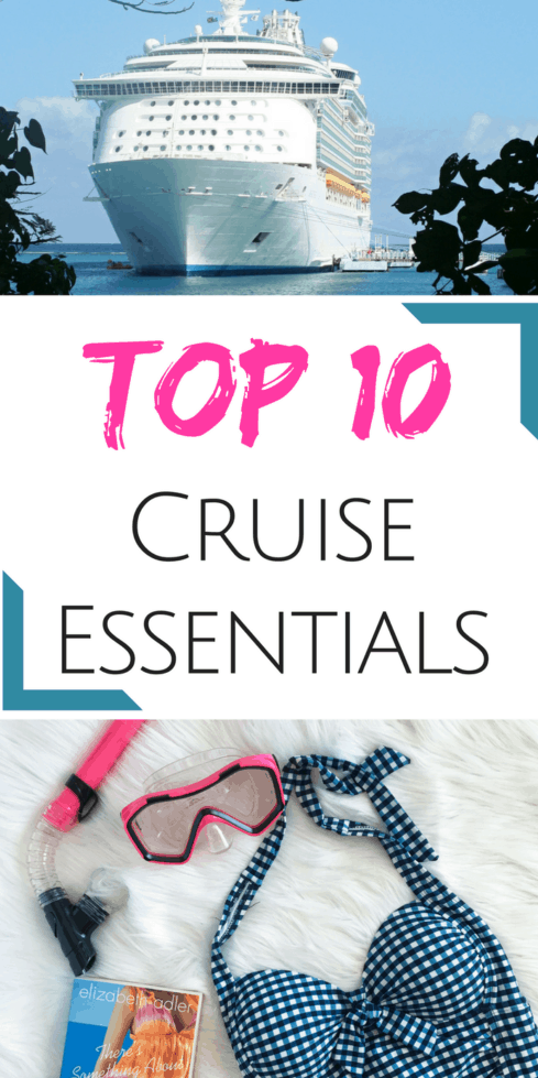Essentials to take on a cruise, all about cruises, best cruise deals, best priced cruises, cruise vacation, last minute cruises.