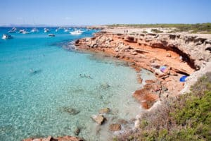 Cala Saona, Formentera Balearic Islands, Ses Illetes, Formentera beaches, best restaurants in Formentera, best bars in formentera, when to visit Formentera, Top 20 Beach Destinations in the world