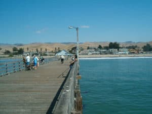 Cayucos Pier, Cayucos Beach CA, best restaurants in Cayucos, best bars in Cayucos, best hotels in Cayucos, things to do in Cayucos, Cayucos beaches, California beaches, Central California Beaches