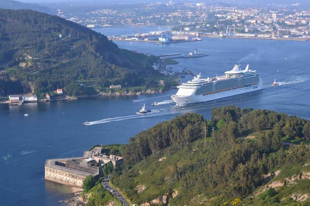Ferrol Spain, all about cruises, best cruise deals, best priced cruises, Best Western Mediterranean cruise, cruise deals, Western Mediterranean cruise