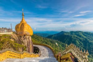 Kyaiktiyo Pagoda, Ngapali Beach Myanmar, Top 20 Beaches in the world, Myanmar beaches, best hotels in Myanmar, best restaurants in Myanmar, things to do in Myanmar