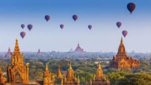 Ballooning in Myanmar, Ngapali Beach Myanmar, Top 20 Beaches in the world, Myanmar beaches, best hotels in Myanmar, best restaurants in Myanmar, things to do in Myanmar