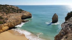 Praia do Carvalho, Carvoeiro Algarve Portugal, Portugal's best beaches, top beaches in the world, Things to do in Carvoeiro, best restaurants in Carvoeiro, best bars in Carvoeiro, Carvoeiro attractions, Carvoeiro beaches, top beaches in the world