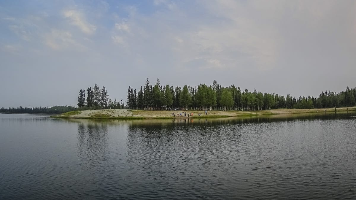 Chena Lake Recreation Area, North Pole, Best Alaska Beaches, Alaska beaches, best beaches in Alaska