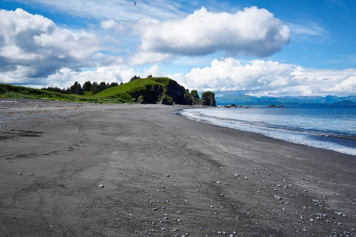Chiniak Beach, Kodia, Best Alaska Beaches, Alaska beaches, best beaches in Alaska