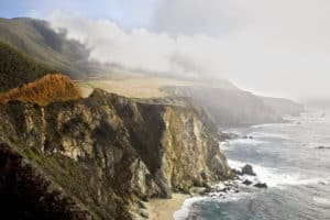 Hurricane Point, Big Sur California, best California beaches, Best Central California beaches, Big Sur beaches, things to do in Big Sur, Best restaurants in Big Sur, best hotels in Big Sur, best bars in Big Sur