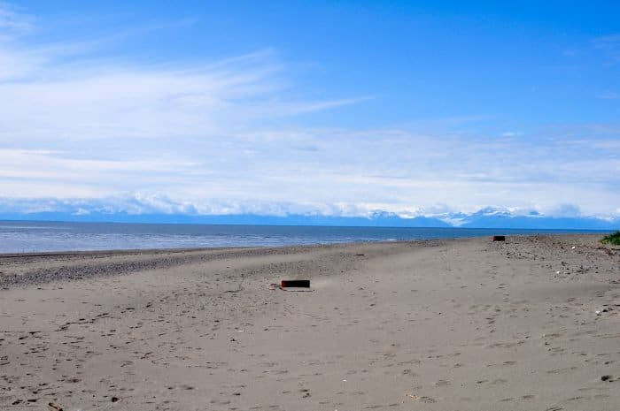 Kenai Beach, Kenai, Best Alaska Beaches, Alaska beaches, best beaches in Alaska