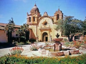 San Carlos Borromeo de Carmelo Mission, Carmel California, Carmel0by-the-Sea, Central California beaches, best California beaches, best things to do in Carmel, best restaurants in Carmel, best hotels in Carmel,. best bars in Carmel, Carmel beaches