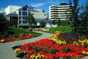 Alaska Center for the Performing Arts, Anchorage Alaska, Anchorage Alaska Travel guide. best Anchorage Hotels, best Anchorage Restaurants, best Anchorage Bars, things to do in Anchorage, Anchorage Area attractions, Anchorage beaches