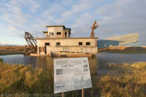 Swanberg's Gold Dredge, Nome Alaska, Nome beaches, Alaska beaches, best hotels in Nome, best restaurants in Nome, things to do in Nome