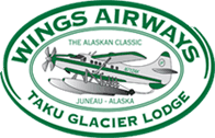 Taku Glacier Lodge & Wings Airways