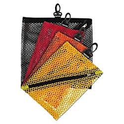 Vaultz Mesh Storage Bags, Assorted Colors and Sizes, What to take on an Alaska Vacation