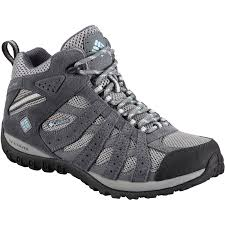 Columbia Women's Redmond Mid Waterproof Trail Shoe, What to take on an Alaska Vacation