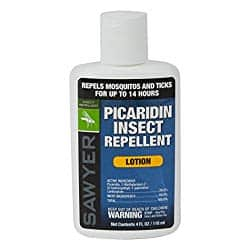 Sawyer Products Premium Insect Repellent with 20% Picaridin, What to take on an Alaska Vacation