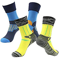 RANDY SUN Unisex Waterproof & Breathable Hiking/Trekking/Ski Socks, What to take on an Alaska Vacation