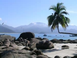 Aventureiro Beach, Ilha Grande Brazil, best hotels in Ilha Grande, best restaurants in Ilha Grande, best bars in Ilha Grande, things to do in Ilha Grande, Ilha Grande beaches, best Brazil beaches, Brazil beaches, beach travel