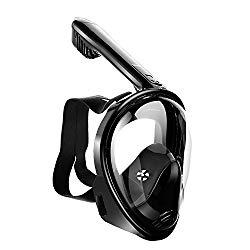 Luke Full Face Snorkel Mask, snorkeling gear guide, best snorkeling mask, best snorkeling fins, best snorkeling equipment, beach travel, snorkeling equipment