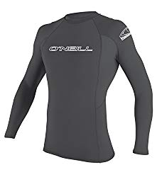 O'Neill Long Sleeve Rash Guard, , snorkeling gear guide, best snorkeling mask, best snorkeling fins, best snorkeling equipment, beach travel, snorkeling equipment