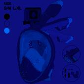 Unigear 180° Full Face Snorkel Mask, snorkeling gear guide, best snorkeling mask, best snorkeling fins, best snorkeling equipment, beach travel, snorkeling equipment