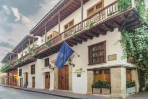 Hotel Casa San Augustin Cartagena, Colombia, Best Christmas vacation destinations, best Christmas beach destinations, best sunny vacations for Christmas, Best Cartagena hotels