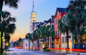 Charleston SC, Best Beach Towns to live in, Top Ten Beach Towns to Live in, Best Beach towns, Beach Travel