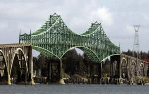 McCullough Memorial Bridge, Coos Bay Oregon, Oregon beaches, Best west coast beaches, best beach towns, things to do in Coos Bay, Coos Bay Attractions, best Coos Bay hotels, best Coos Bay restaurants, best Coos Bay nightlife, beach travel, beach travel destinations