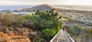 Koko Crater Trail, Oahu Hawaii, Oahu Travel Guide, Oahu beaches, Hawaii beaches, things to do in Oahu, Oahu Attractions, best restaurants in Oahu, best nightlife in Oahu, best Oahu hotels, beach travel, beach travel destinations
