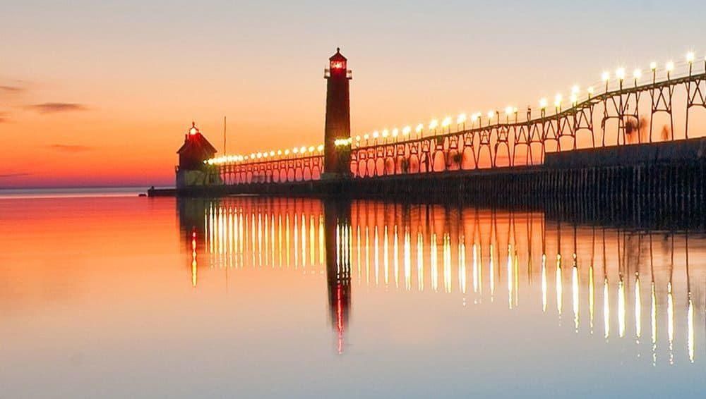 Grand Haven Michigan, Top Michigan Beach Towns, Holland, Grand Haven, South Haven, Traverse City, Michigan beaches, Michigan beach towns