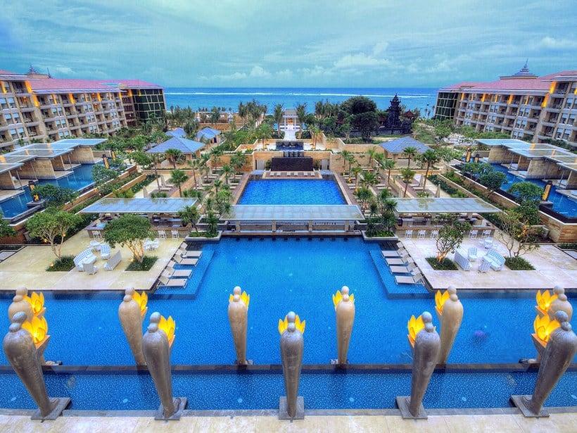 The Mulia Bali Indonesia, Best Luxury Beach Resorts, best beach resorts, most luxurious beach resorts, Luxury beach resorts