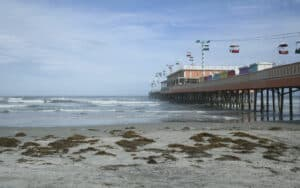 This image has an empty alt attribute; its file name is Daytona-Beach-Boardwalk-and-Pier-300x188.jpg