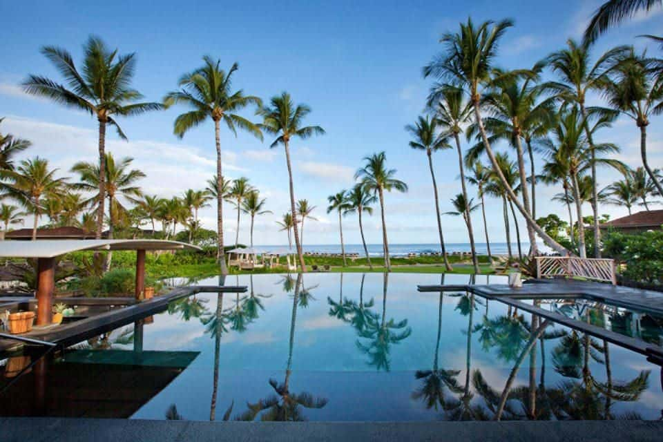 Four Seasons Resort Hualalai Hawaii, Best Luxury Beach Resorts USA, Best beach resorts USA, best USA beach resorts, best US beach hotels