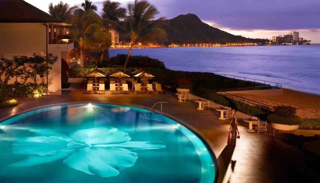 Halekulani Oahu Hawaii, Best Luxury Beach Resorts USA, Best beach resorts USA, best USA beach resorts, best US beach hotels
