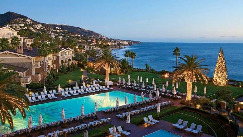 Montage Laguna Beach California, Best Luxury Beach Resorts USA, Best beach resorts USA, best USA beach resorts, best US beach hotels