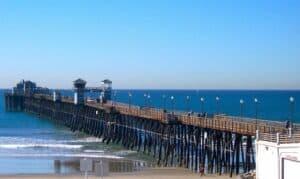 Oceanside Pier, Vacation to Oceanside, Oceanside California, Oceanside beaches, best California beaches, Southern California beaches