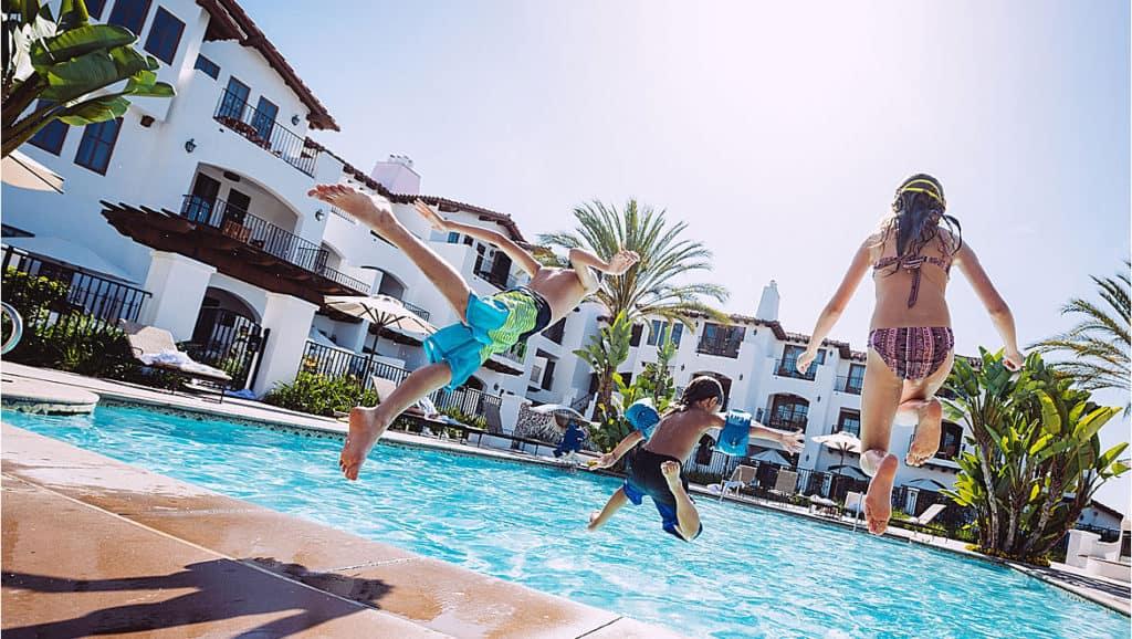 Omni La Costa Resort & Spa, Carlsbad California, Best Family Beach Resorts, family beach resorts, best beach resorts for families, beach resorts, best beach resorts