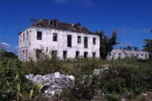 This image has an empty alt attribute; its file name is Deveaux-Plantation-Ruins-300x200.jpg