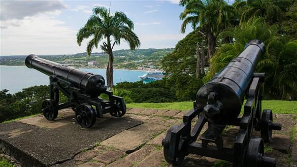 Fort King George, Tobago, Tobago beaches, Tobago Travel Guide, best Caribbean beaches, best Tobago hotels, best Tobago restaurants, Tobago attractions, things to do in Tobago, beach travel