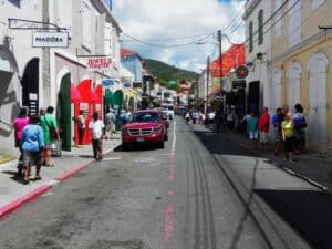 Main Street, St Thomas, Leeward Islands, Lesser Antilles, Places to see St Thomas, St Thomas beaches, best beaches of the Virgin Islands, U.S. Virgin Islands, best St Thomas hotels, best St Thomas restaurants, best St Thomas bars, St Thomas Tours, St Thomas attractions