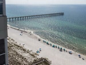 This image has an empty alt attribute; its file name is Navarre-Beach-300x225.jpg