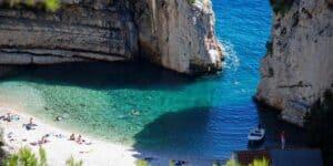 Stiniva Beach, Croatia, Croatia Travel Guide, Croatia Beaches, best Caribbean beaches, beach travel,  things to do in Croatia, Croatia attractions, Croatia tours, best Croatia hotels, best Croatia restaurants, best Croatia Bars