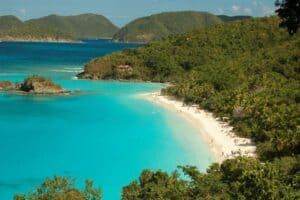 Trunk Bay Beach, St John USVI, best St John Beaches, best beaches of the US Virgin Islands, things to do in St John, St John Attractions, St John Tours, best St John Hotels, best St John Restaurants, best St John bars & nightlife