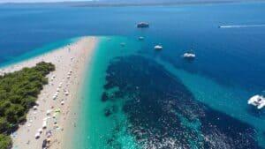 Zlatni Rat, Croatia, Croatia Travel Guide, Croatia Beaches, best Caribbean beaches, beach travel,  things to do in Croatia, Croatia attractions, Croatia tours, best Croatia hotels, best Croatia restaurants, best Croatia Bars