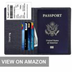 SimpacX-Fabric-Passport-Holder, gifts for frequent travelers, frequent traveler gift Ideas