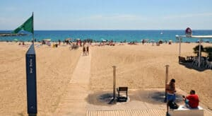 Mar Bella Beach, Barcelona Spain, Barcelona Shore Excursions, things to do in Barcelona, best Barcelona beaches, best Barcelona hotels, best Barcelona restaurans, Barcelona Attractions,Best Western Mediterranean Cruise Ports