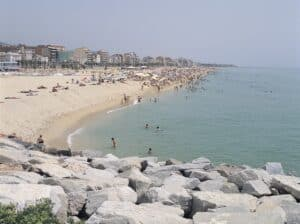 Ocata Beach, Barcelona Spain, Barcelona Shore Excursions, things to do in Barcelona, best Barcelona beaches, best Barcelona hotels, best Barcelona restaurans, Barcelona Attractions,Best Western Mediterranean Cruise Ports