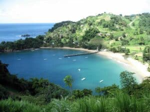Parlatuvier Bay, Tobago Travel Guide, Tobago beaches, Windward Islands, Lesser Antilles, best beaches in the Caribbean, best Tobago hotels, things to to in Tobago, Tobago tours & activies, best restaurants in Tobago, best bars in Tobago