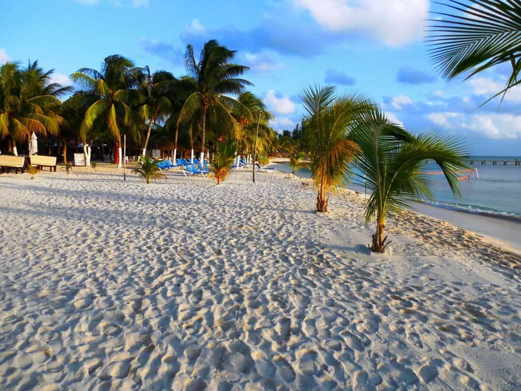 Playa Lancheros, Yucatan Peninsula Mexico, Yukatan Peninsula beaches, best Yukatan Peninsula beaches