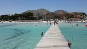 Playa d'Alcudia Beach, Palma de Mallorca Spain, Palma Travel Guide, best beaches of Palma de Mallorca Spain, things to do in Palma de Mallorca, best restaurants in Palma de Mallorca, best hotels in Palma de Mallorca, Palma de Mallorca shore excursions, best bars in Palma de Mallorca, best beaches in Europe