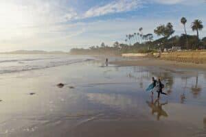 Butterfly Beach,  Santa Barbara travel Guide, Santa Barbara beaches, best California beaches,  Central California beaches, beach travel destinations, best Santa Barbara hotels, Santa Barbara tours & activities, best Santa Barbara restaurants, best Santa Barbara bars, things to do in Santa Barbara
